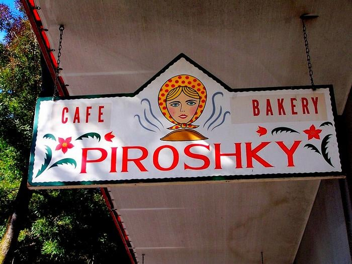 Piroshki on Broadway